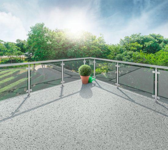 Gut gemocht Triflex Abdichtungen und Beschichtungen für Balkone und Terrassen PM45