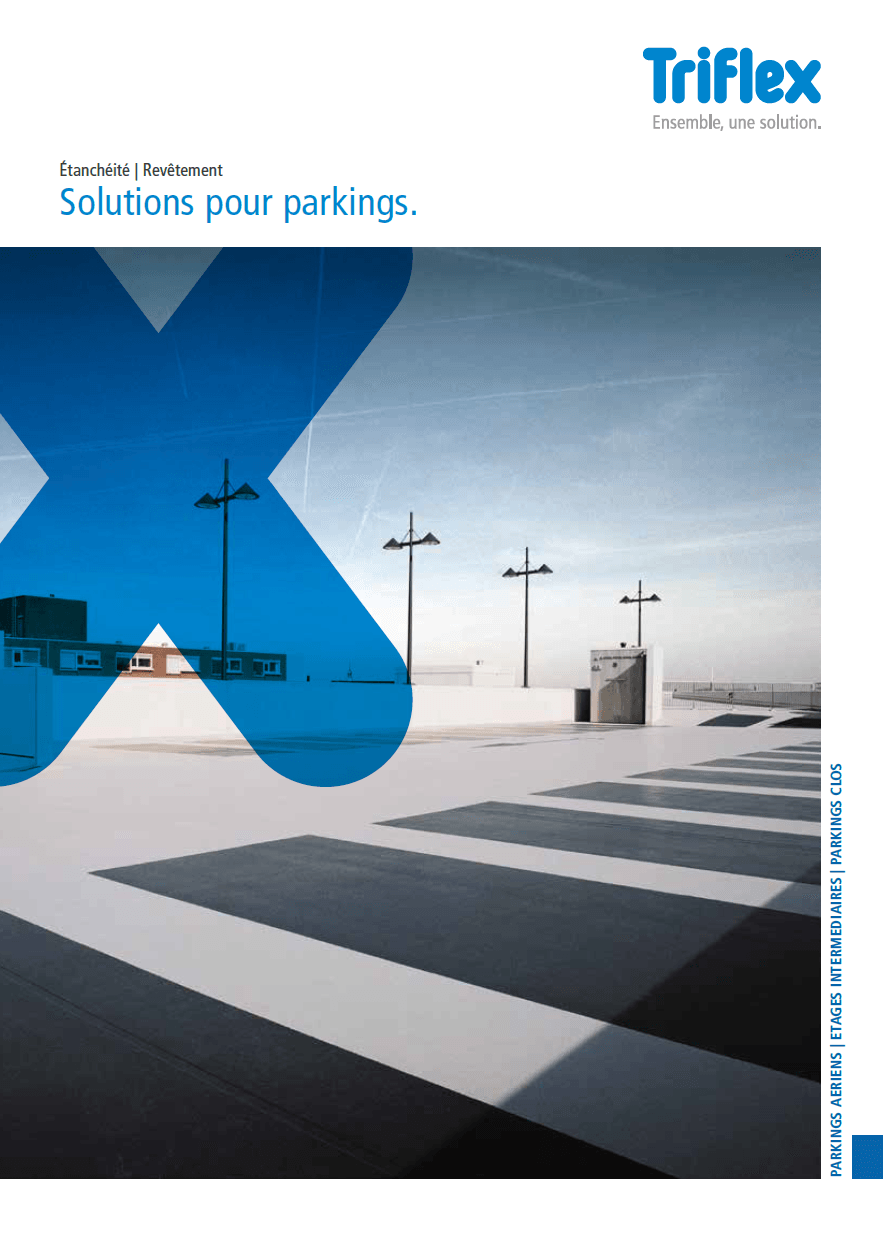 Brochure parkings
