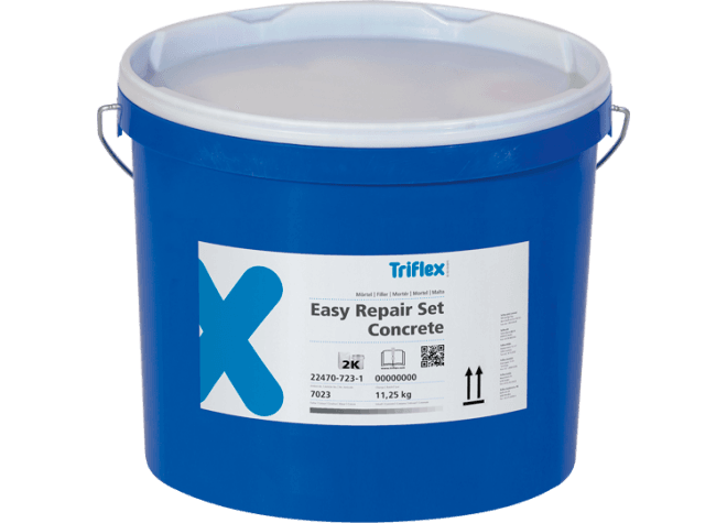 Triflex Easy Repair Set Concrete