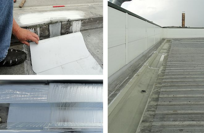 Prevention Of Moisture Damage With Triflex Prodetail