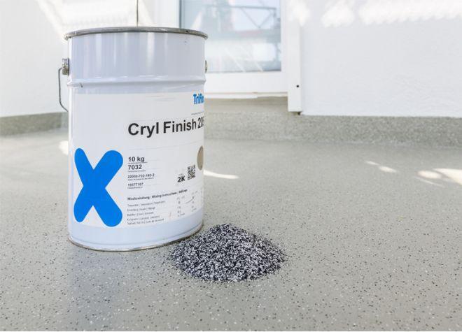 Hervorragend Triflex Flüssigkunststoff: Die flexible Lösung UC83