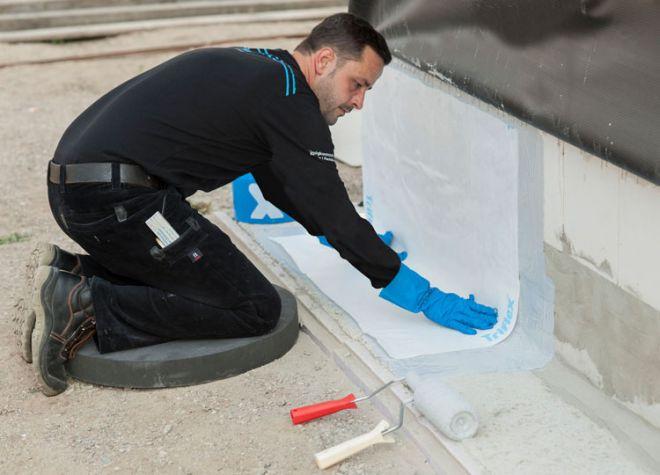 полимеры по бетону